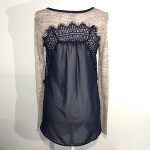 Society Girl | Lightweight Semi-Sheer Sweater